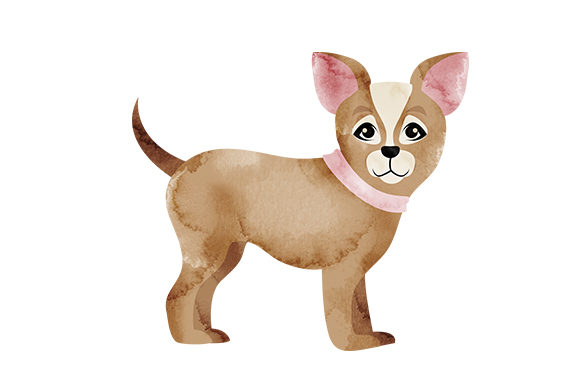 Chihuahua Dogs Craft Cut File By Creative Fabrica Crafts