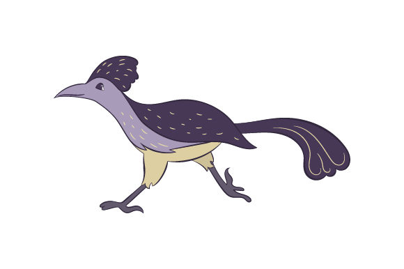 Download Free Roadrunner Svg Cut File By Creative Fabrica Crafts Creative for Cricut Explore, Silhouette and other cutting machines.
