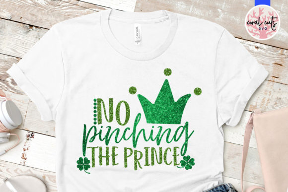 Download Free No Pinching The Prince Svg Cut File Graphic By Coralcutssvg for Cricut Explore, Silhouette and other cutting machines.