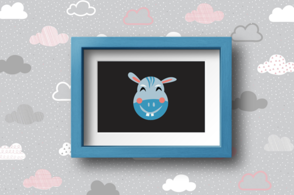 Print on Demand: BUNDLE- Cute Animals Characters Graphic Illustrations By duka - Image 6