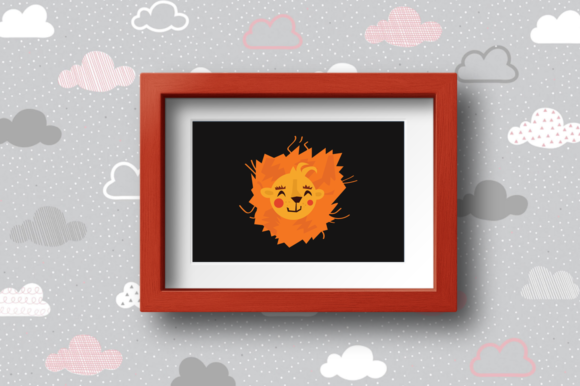 Print on Demand: BUNDLE- Cute Animals Characters Graphic Illustrations By duka - Image 7