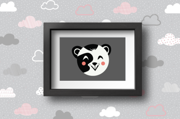 Print on Demand: BUNDLE- Cute Animals Characters Graphic Illustrations By duka - Image 8