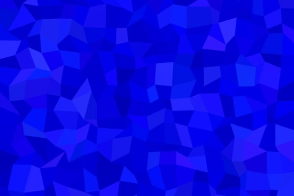 Download Free Blue Rectangle Polygon Background Graphic By Davidzydd for Cricut Explore, Silhouette and other cutting machines.