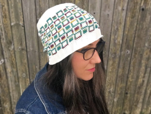 Inside out Beanie Crochet Pattern Graphic Crochet Patterns By Knit and Crochet Ever After