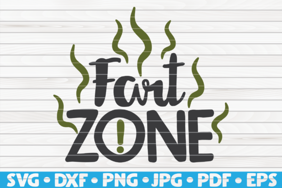 Download Free Fart Zone Graphic By Mihaibadea95 Creative Fabrica for Cricut Explore, Silhouette and other cutting machines.