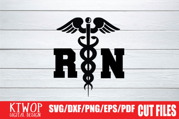 Download Free Rn Nurse 2020 Graphic By Ktwop Creative Fabrica SVG Cut Files