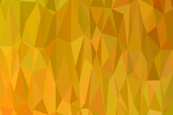 Triangle Polygon Background Graphic Backgrounds By davidzydd