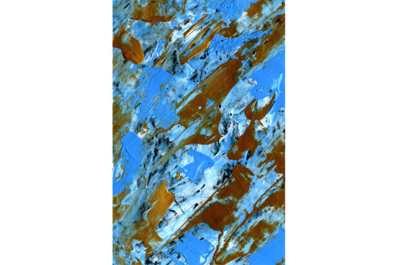 Print on Demand: Abstract Texture, Hand-painted Texture Graphic Textures By kakva