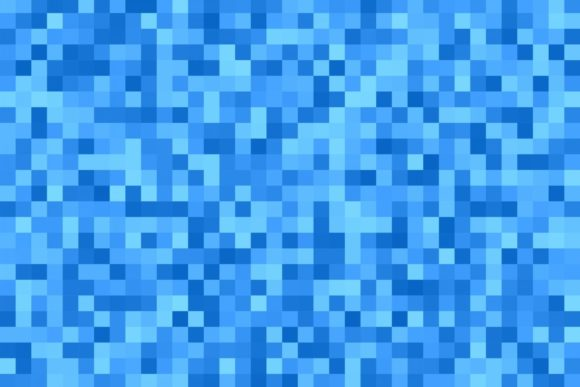Download Free Blue Square Mosaic Background Graphic By Davidzydd Creative for Cricut Explore, Silhouette and other cutting machines.
