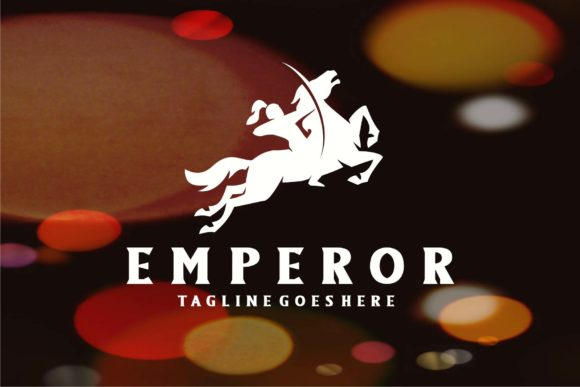 Download Free Emperor Graphic By Herulogo Creative Fabrica for Cricut Explore, Silhouette and other cutting machines.