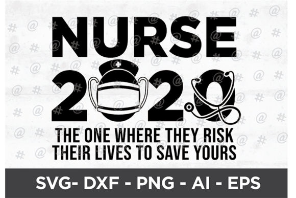 Nurses 2020 Design Graphic By Spoonyprint Creative Fabrica