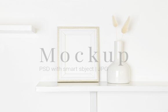 Download Free Photo Frame Mockup Bundle Bundle Creative Fabrica for Cricut Explore, Silhouette and other cutting machines.