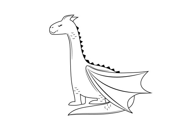 Download Free Dragon Svg Cut File By Creative Fabrica Crafts Creative Fabrica for Cricut Explore, Silhouette and other cutting machines.