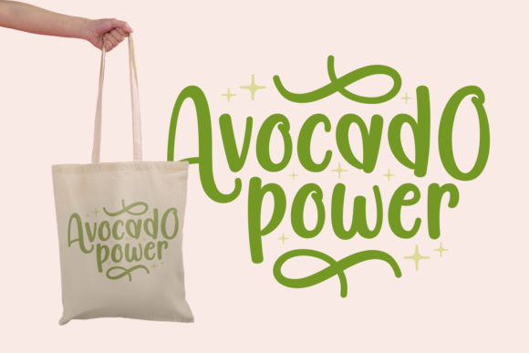 Avocadow Font Download