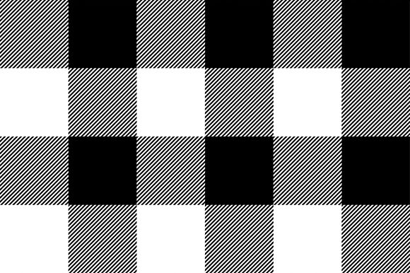 Download Free Black Buffalo Plaid Pattern 2 Inch Graphic By Cliffviewgraphics for Cricut Explore, Silhouette and other cutting machines.