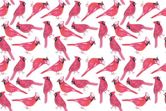 Download Free Cardinal Or Cardinalis Bird Graphic By Shawlin Creative Fabrica for Cricut Explore, Silhouette and other cutting machines.