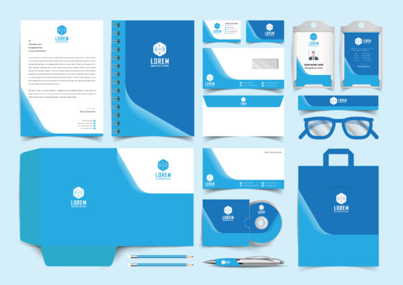 Download Free Id Card Template Graphic By Ju Design Creative Fabrica for Cricut Explore, Silhouette and other cutting machines.