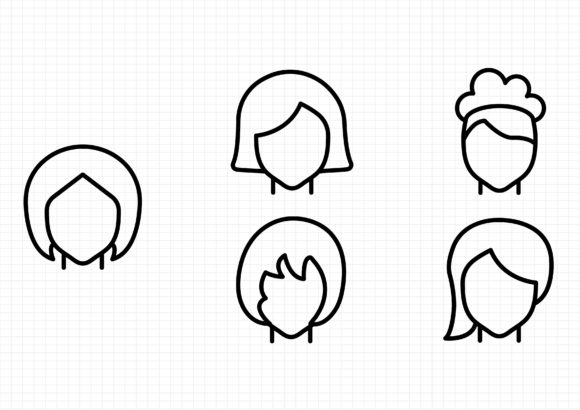 Download Free 37 Make Up Designs Graphics for Cricut Explore, Silhouette and other cutting machines.