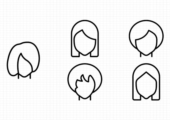 Download Free 49 Make Up Designs Graphics for Cricut Explore, Silhouette and other cutting machines.