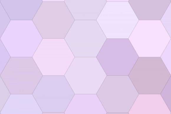 Download Free Hexagon Polygon Background Graphic By Davidzydd Creative Fabrica for Cricut Explore, Silhouette and other cutting machines.