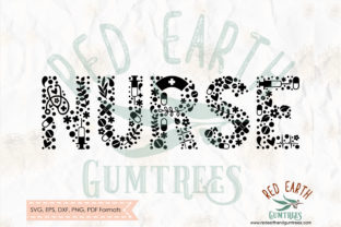 Nurse Word, Nurse Shirt Decal   Graphic Crafts By redearth and gumtrees