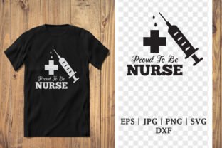 Download Free Proud To E Nurse Graphic By Damasyp Creative Fabrica for Cricut Explore, Silhouette and other cutting machines.