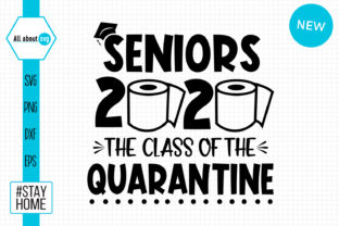 Download Free Seniors 2020 The Class Of Quarantine Graphic By All About Svg for Cricut Explore, Silhouette and other cutting machines.