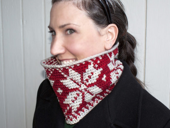 So Much Snow Cowls Crochet Pattern Graphic Crochet Patterns By Knit and Crochet Ever After
