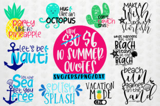 Download Free Summer Vibes Bundle Graphic By Coralcutssvg Creative Fabrica for Cricut Explore, Silhouette and other cutting machines.