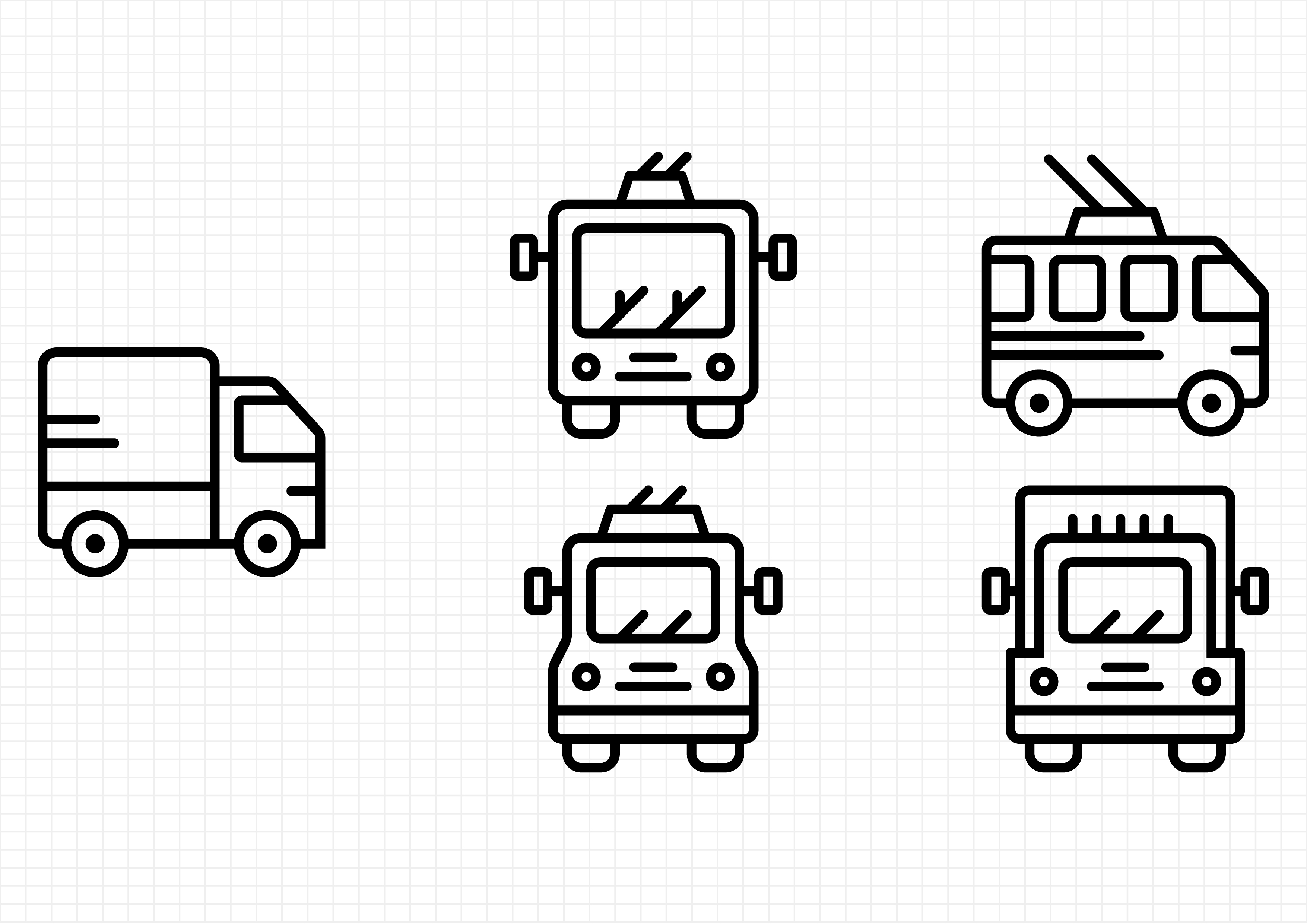 Download Free Transport Graphic By Beryladamayu Creative Fabrica for Cricut Explore, Silhouette and other cutting machines.
