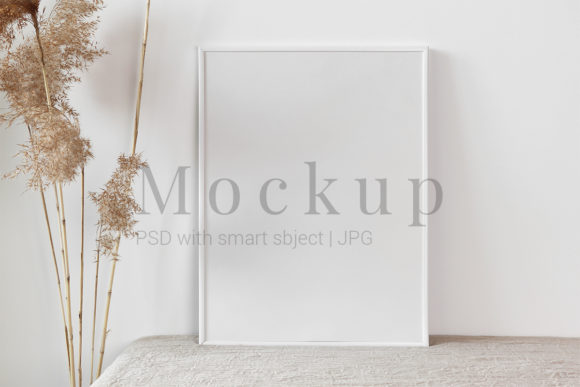 Download Free Minimalist Mockup Black Photo Frame Graphic By Pawmockup for Cricut Explore, Silhouette and other cutting machines.