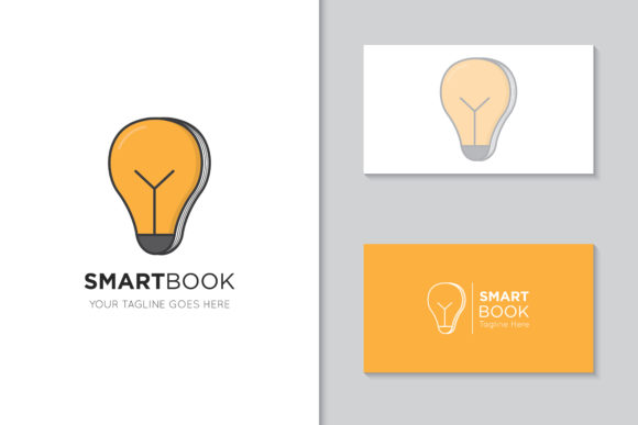 Download Free Smart Book Logo Icon Symbol Vector Graphic By for Cricut Explore, Silhouette and other cutting machines.