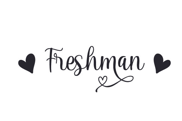 Download Free Freshman Svg Cut File By Creative Fabrica Crafts Creative Fabrica for Cricut Explore, Silhouette and other cutting machines.