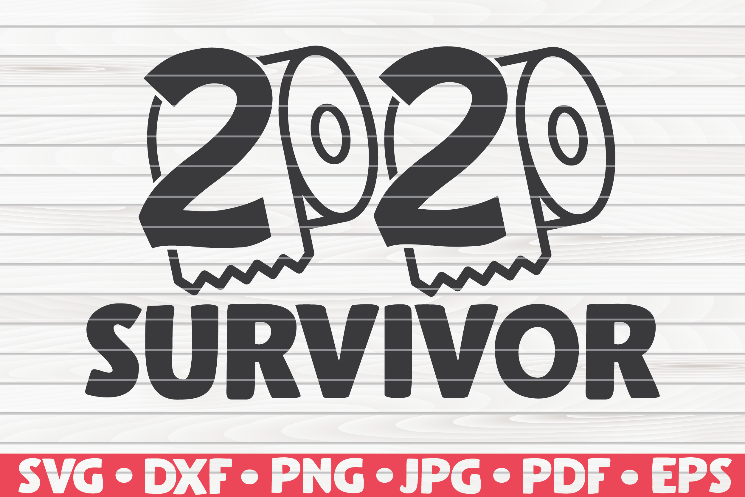 2020 Survivor Graphic By Mihaibadea95 Creative Fabrica