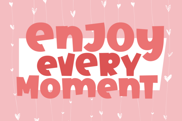 Download Free Big Yummy Font By Dani 7ntypes Creative Fabrica for Cricut Explore, Silhouette and other cutting machines.