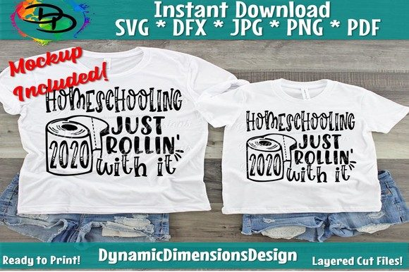 Download Homeschooling 2020 Just Rollin with It