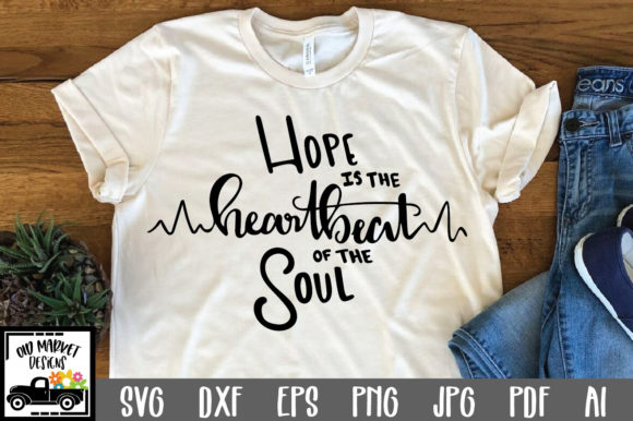 Download Hope is the Heartbeat of the Soul