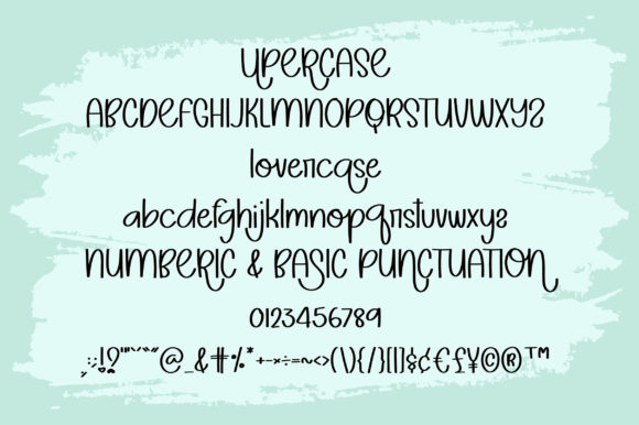 Print on Demand: Jorney to Soul Display Font By BitongType - Image 3