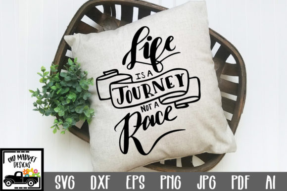 Download Life is a Journey Not a Race