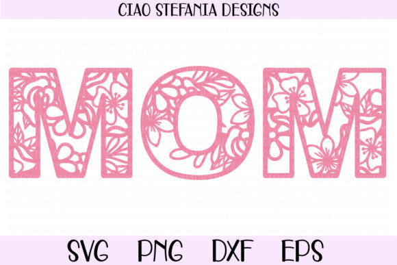 Mom With Flowers Graphic By Ciaostefaniadigital Creative Fabrica