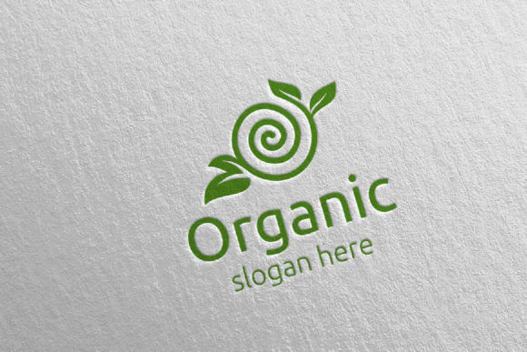 Natural And Organic Logo Design 34 Graphic By Denayunecf Creative Fabrica