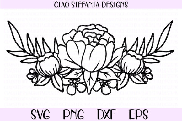 Download Free 1 Half Wreath Svg Designs Graphics for Cricut Explore, Silhouette and other cutting machines.