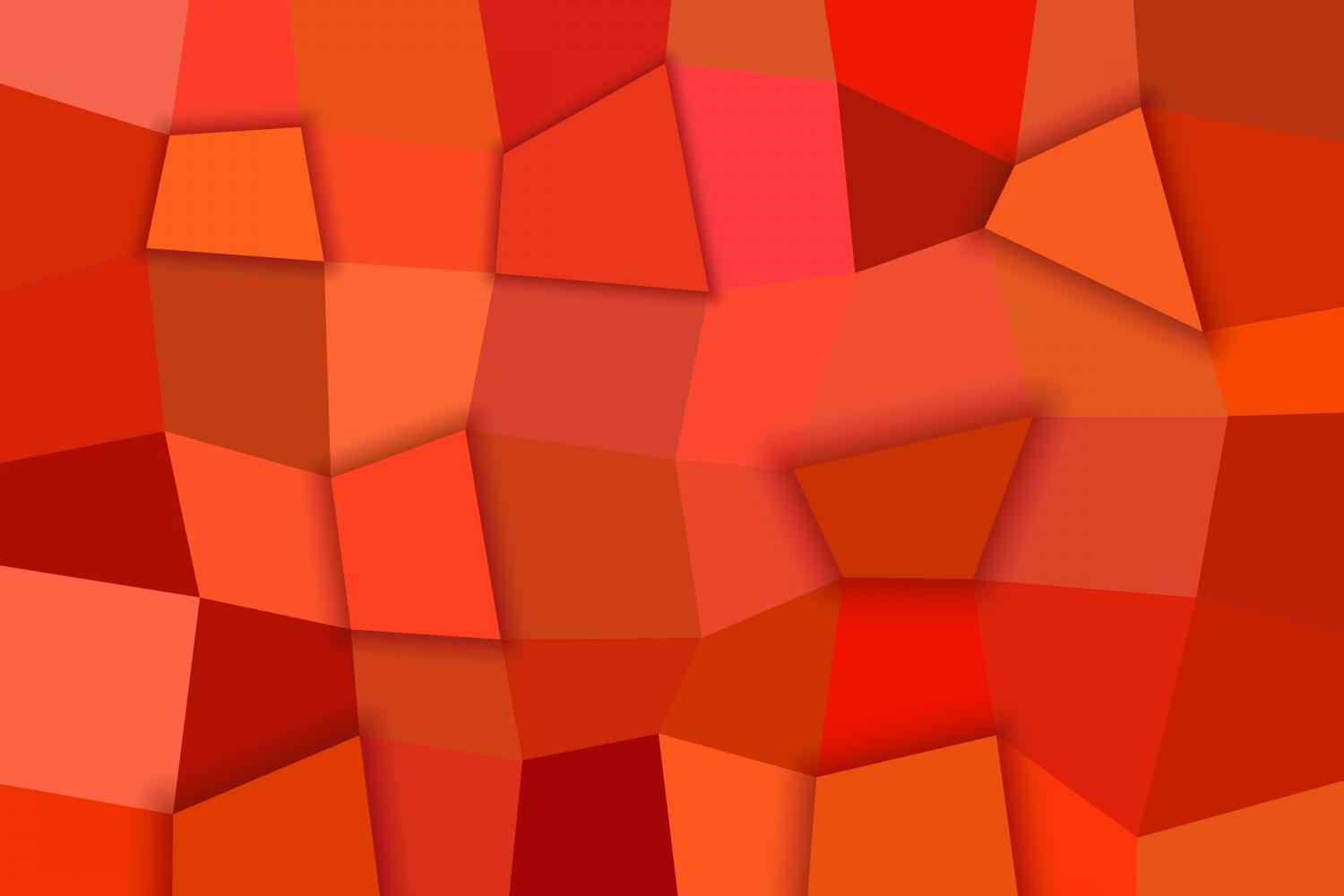 Download Free Red 3d Rectangle Background Graphic By Davidzydd Creative Fabrica for Cricut Explore, Silhouette and other cutting machines.
