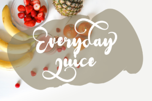 Print on Demand: Redberry Display Font By Rusd studio 3