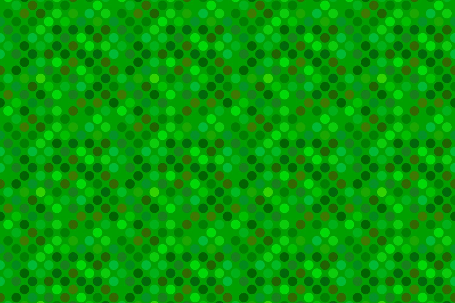 Download Free Seamless Green Dot Pattern Graphic By Davidzydd Creative Fabrica for Cricut Explore, Silhouette and other cutting machines.