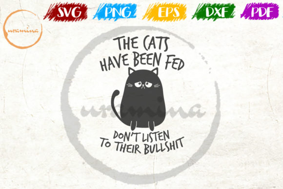Download The Cats Have Been Fed Don't Listen...