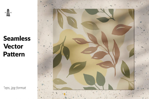 Print on Demand: Camouflage Forest Seamless Pattern Graphic Patterns By northseastudio