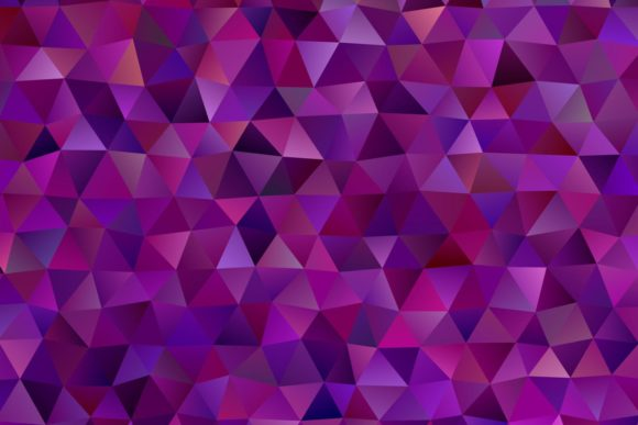 Chaotic Triangle Background Graphic Backgrounds By davidzydd