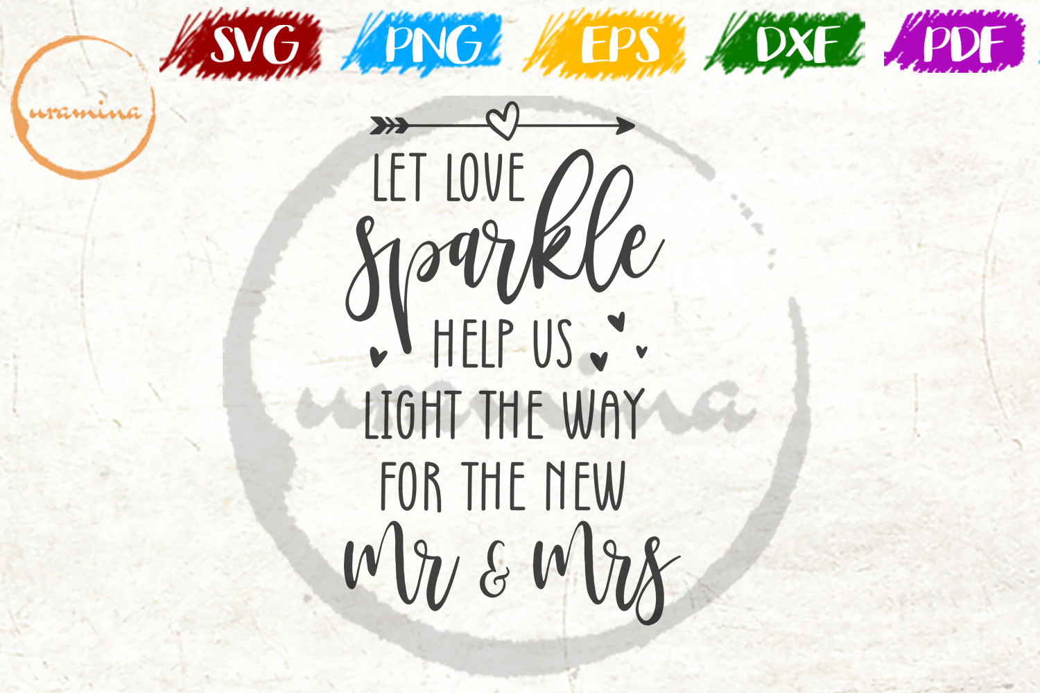 Get Sparkle All The Way Cutting File Image