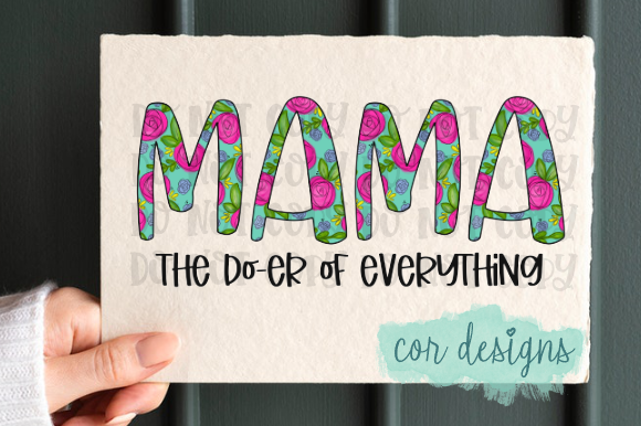 Download Mama the Do-er of Everything